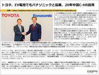 トヨタ、EV電池でもパナソニックと協業、20年中国C-HR採用のキャプチャー