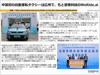 中国初の自動運転タクシーは広州で、もと景馳科技のWeRide.aiのキャプチャー