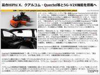 高合HiPhi X、クアルコム・Quectel等と5G-V2X機能を搭載へのキャプチャー