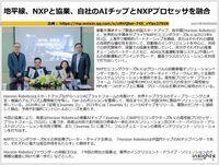地平線、NXPと協業、自社のAIチップとNXPプロセッサを融合のキャプチャー
