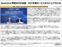 NavInfoと華夏出行が協業、NEV充電サービスからシェアモビものキャプチャー