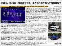 YUDO、第2次5ヶ年計画を発表、生き残りのみならず飛躍目指すのキャプチャー