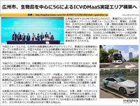 広州市、生物島を中心に5GによるICVのMaaS実証エリア構築へのキャプチャー