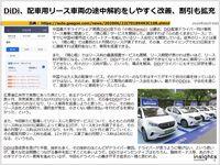 DiDi、配車用リース車両の途中解約をしやすく改善、割引も拡充のキャプチャー
