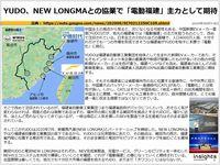 YUDO、NEW LONGMAとの協業で「電動福建」主力として期待のキャプチャー