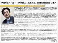 中国異色メーカー・クオロス、低迷脱却、再建の重責担う日本人のキャプチャー