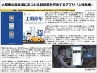 大都市の駐車場にまつわる諸問題を解決するアプリ「上海駐車」のキャプチャー