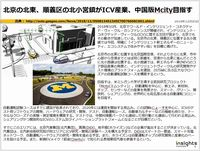 北京の北東、順義区の北小営鎮がICV産業、中国版Mcity目指すのキャプチャー