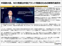 中国副大臣、NEV発展は中国ブランド発展のための戦略的選択だのキャプチャー