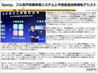 Xpeng、フル音声認識車載システムと中国最強追跡運転アシストのキャプチャー