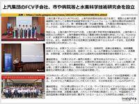 上汽集団のFCV子会社、市や病院等と水素科学技術研究会を設立のキャプチャー
