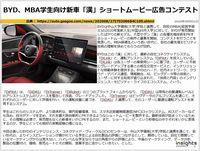 BYD、MBA学生向け新車「漢」ショートムービー広告コンテストのキャプチャー