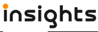 insights(インサイツ)のロゴ