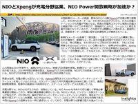 NIOとXpengが充電分野協業、NIO Power開放戦略が加速か?のキャプチャー
