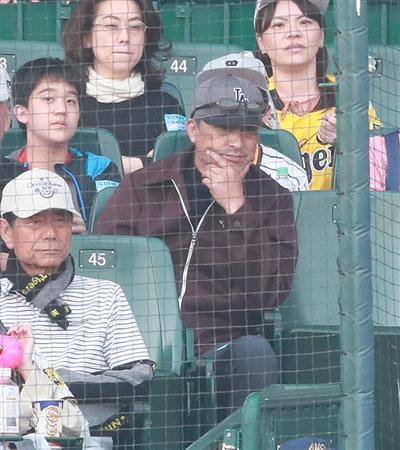 【悲報】ハリウッド俳優・渡辺謙さん、阪神にブチギレ「シャレならん」
