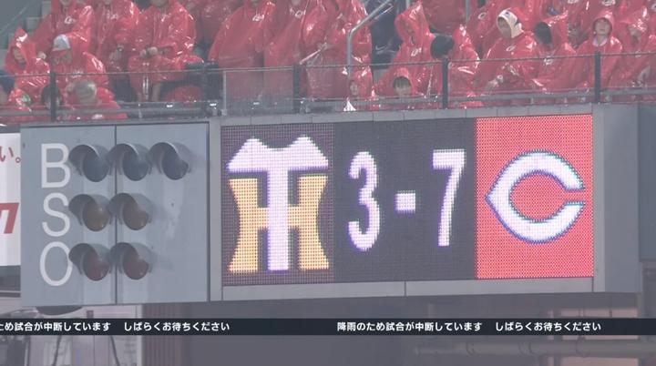 【負け】阪神ファン集合【雨】 2018/09/21