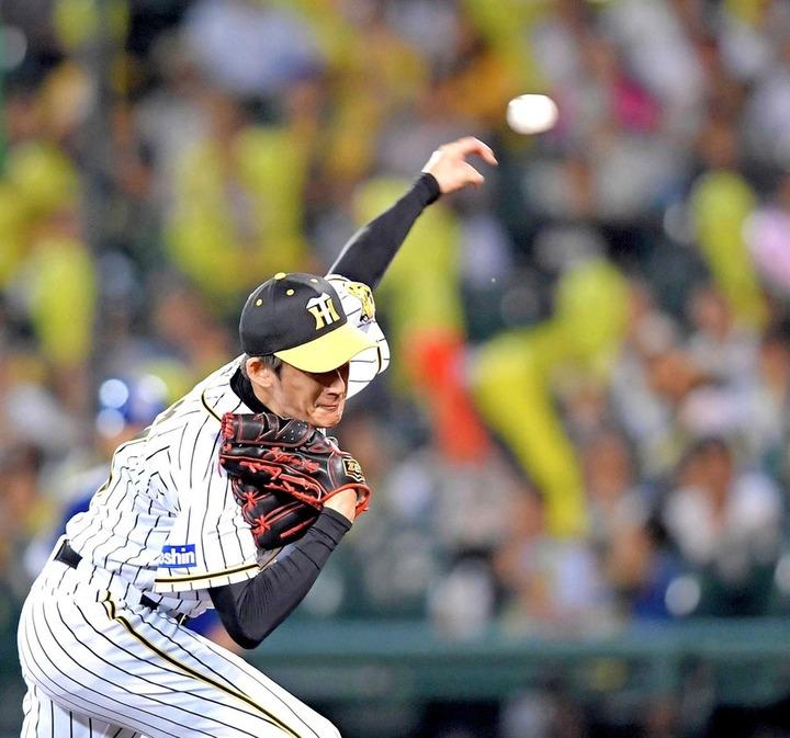 阪神・能見篤史さん(39)のリリーフ転向後の月別成績wwwww