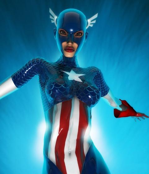 おとなのためのキャプテンアメリカ2
