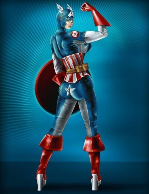 おとなのためのキャプテンアメリカ3