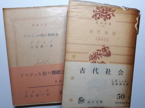 写・昔の文庫