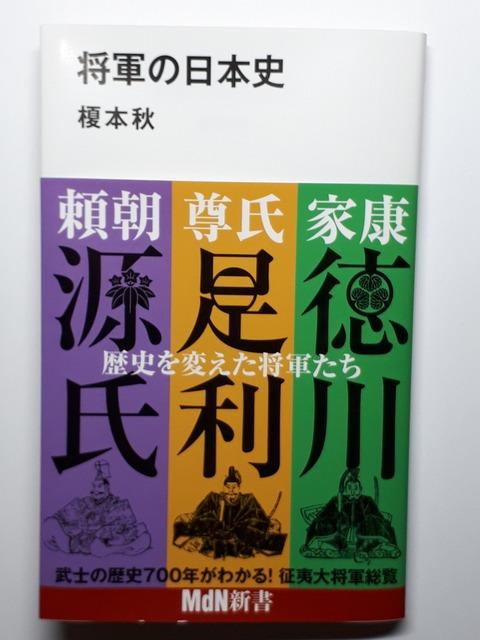 写・将軍の日本史