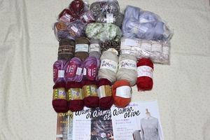 編み物資材