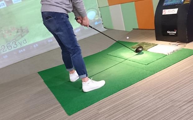 ゴルフの悩みは尽きない