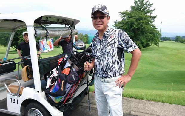 ゴルフが再び楽しくなった樋口さん
