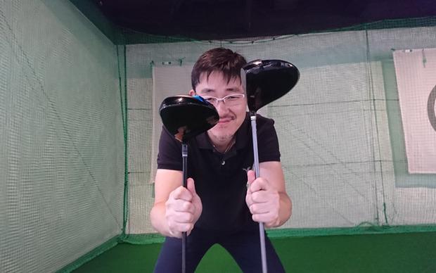 短尺ゴルフクラブ