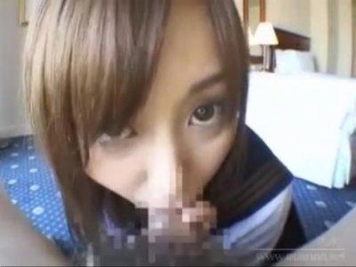 目さえ見れないウブっ子の #1 【無料動画】S-Cute Sakura 544