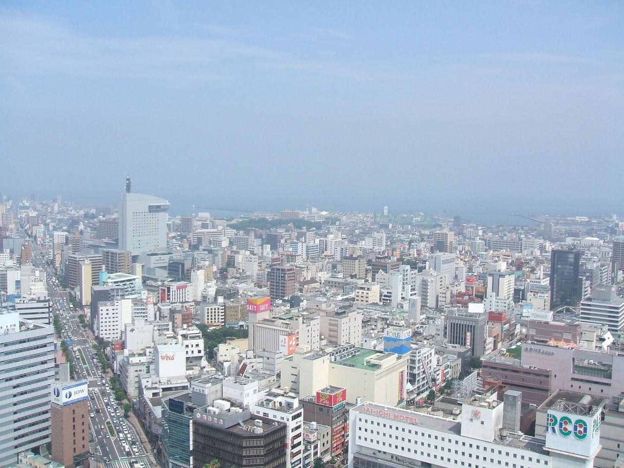 日本のオワコン都市←どこ想像した?