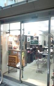 [11-12-06]プレラ跡地に新店「La mia pietra」-店外