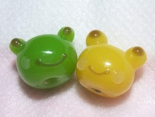 「トンボ玉専門店 kinari」でお買い物-09年8月21日