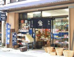 田中和紙・駅前店店舗