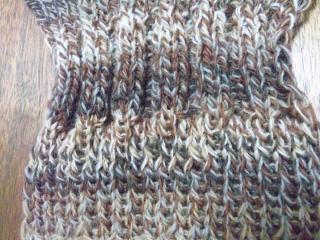 ゴム編み比較004