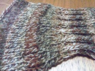 ゴム編み比較003-2
