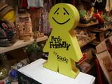 黄色のフレンドリー