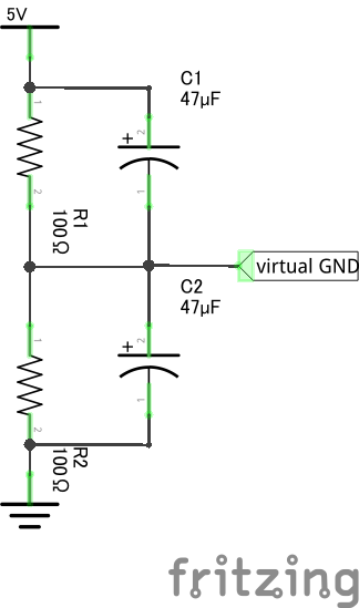 virtual gnd_回路図