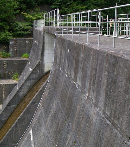 第二奥谷ダム