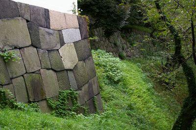 石垣・北の丸