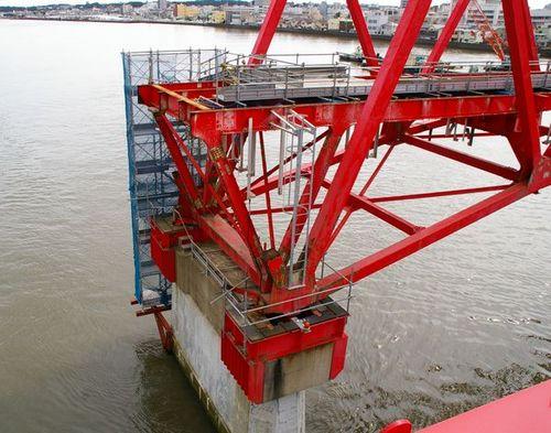 銚子大橋撤去