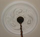 安保小児科待合室の天井