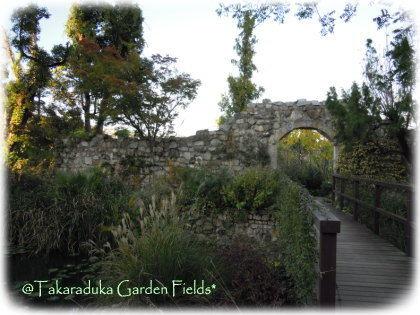 英国風庭園