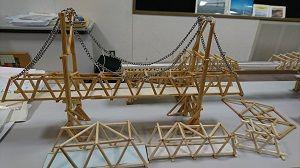 割りばしの橋