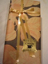 クッキーのパッケージ@ラマーレドチャヤ