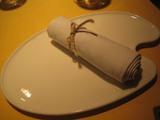 パレットのお皿@ル・デッサン