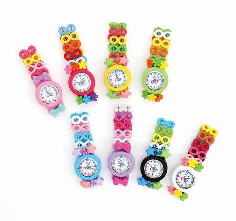 トワコロン時計カラー