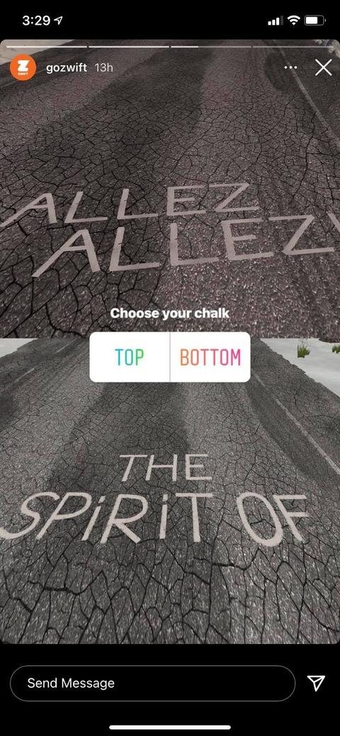 chalk-tease