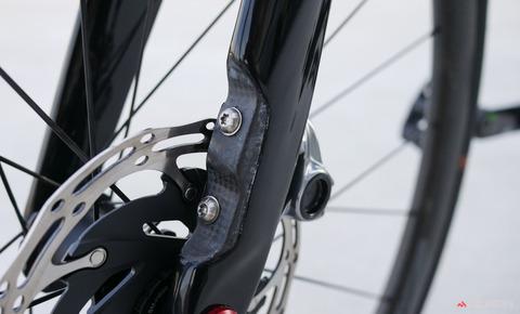 Scott addict brake