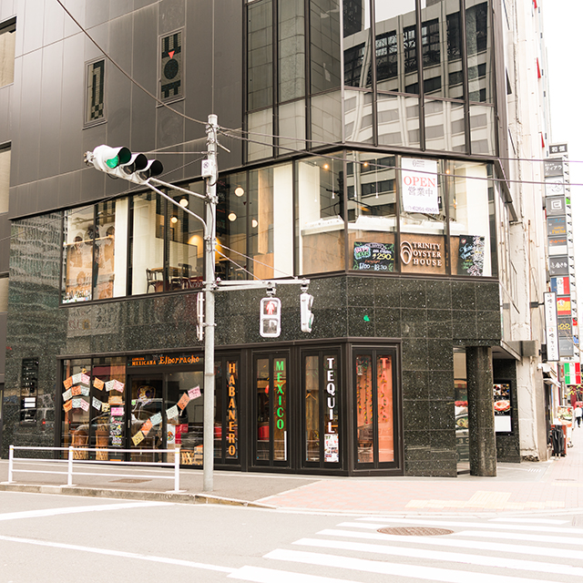 トリニティ オイスター ハウス 銀座店(銀座) 牡蠣のキーマカレーランチ & ランチで食べたいおまかせ生牡蠣2個セット etc.